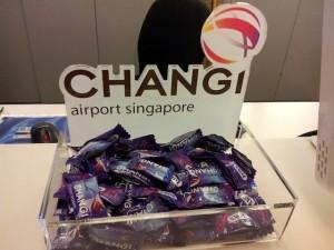 Singapore Changi - sweets