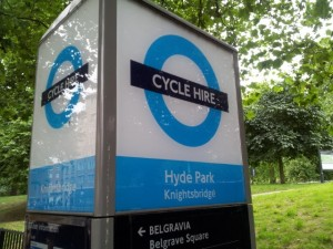 Travel Tip Tuesday - London Barclays Bikes - Cycle Hire