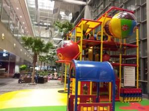 Singapore-Changi Children's Play Area