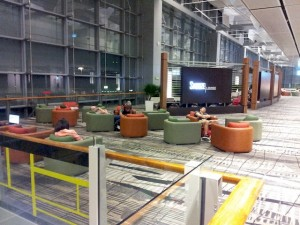 Singapore-Changi Snooze Lounge
