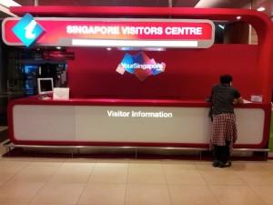 Singapore-Changi Visitor's Centre