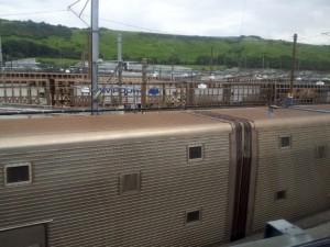 IDBUS The Eurotunnel Train