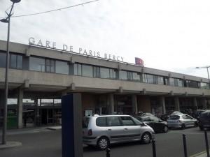 IDBUS Gare de Paris Bercy