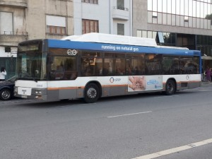 Travel Tip Tuesday - The local bus in Porto, Portugal