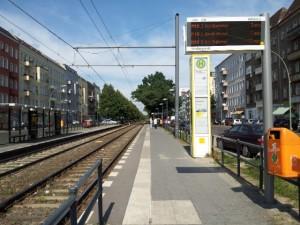 Travel Tip Tuesday - Berlin Tram Station