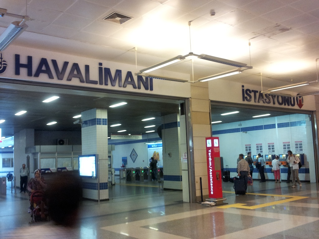 Hotels Near Ataturk International Airport