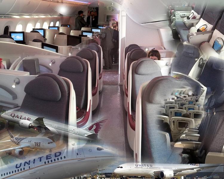 Boeing 787 Interiors