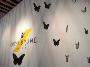 Royal Brunei Dreamliner 787 New Branding