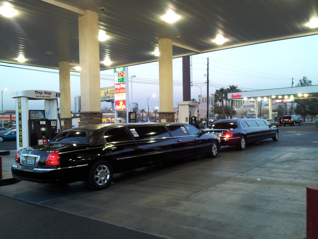 Limo From Las Vegas Airport To Hotel