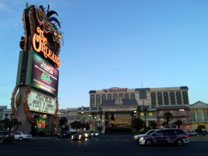 The Orleans Hotel and Casino Las Vegas