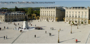 Nancy France Unesco