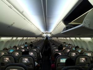 flydubai Boeing 737-800 Interior