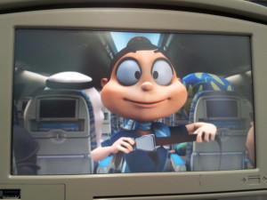 flydubai Safety Video Dubai to Muscat